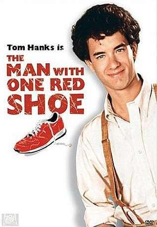 Человек в красном ботинке. Обложка с сайта fastpic.ru