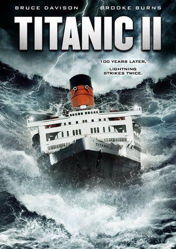 Титаник 2. Обложка с сайта kinopoisk.ru