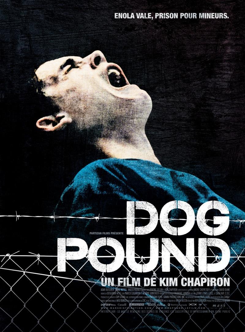 Загон для собак. Постер с сайта kinopoisk.ru
