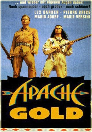 Золото апачей. Обложка с сайта radikal.ru