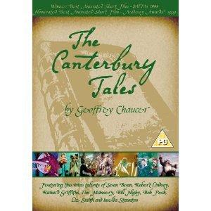 Кентерберийские рассказы. Обложка с сайта amazon.co.uk