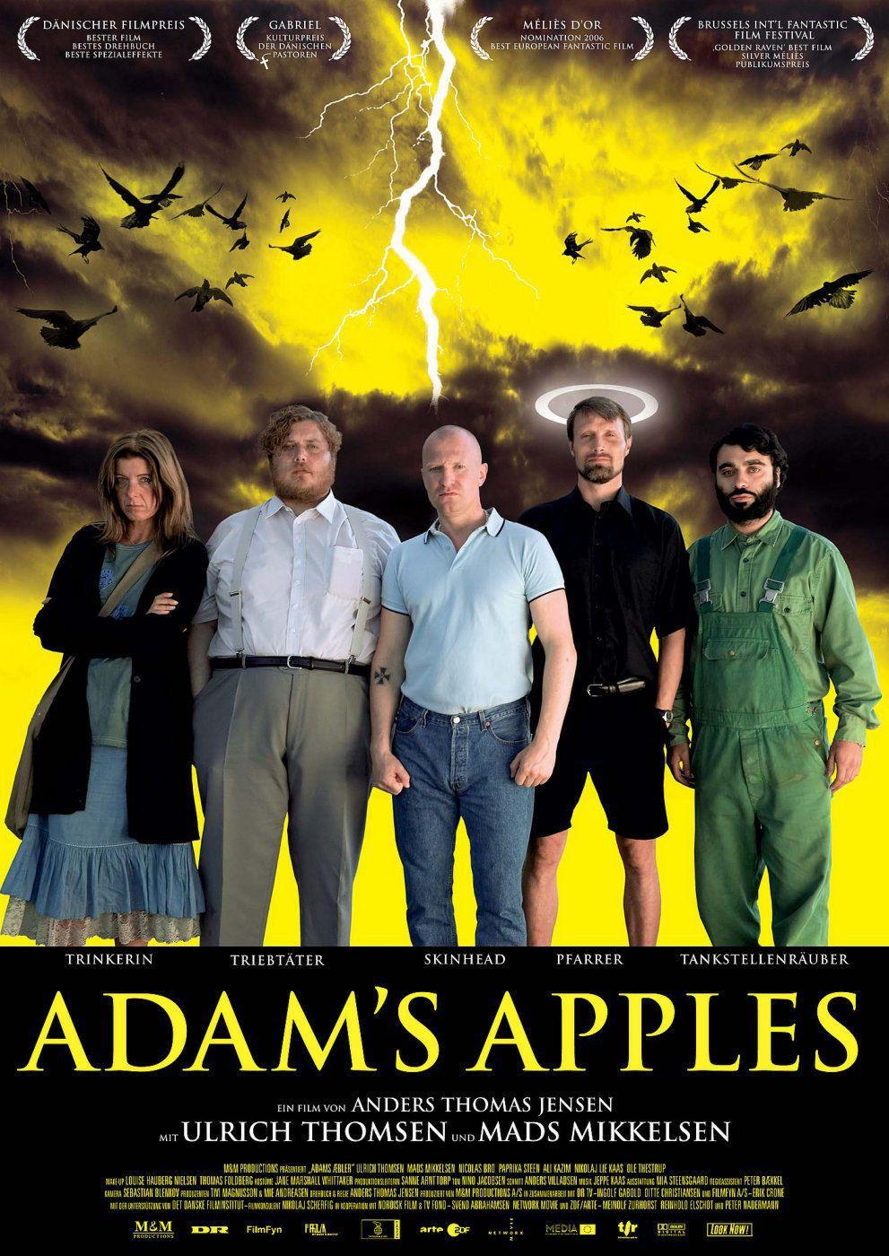 Адамовы яблоки. Обложка с сайта imageshost.ru