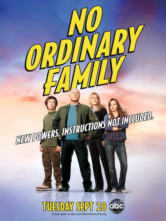 Необычная семья. Постер с сайта telestrekoza.com