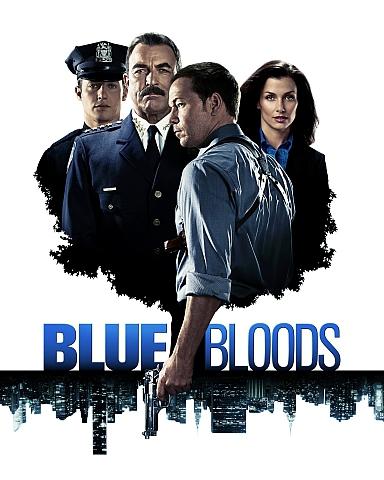 Голубая кровь / Семейная традиция. Постер с сайта telestrekoza.com