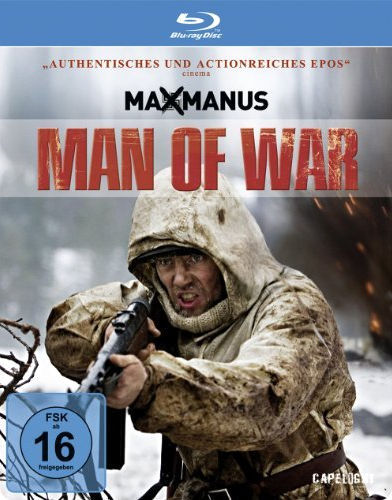 Макс Манус: Человек войны. Обложка с сайта kinopoisk.ru