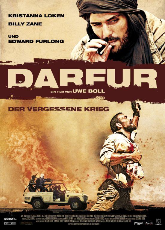 Дарфур: Хроники объявленной смерти. Обложка с сайта radikal.ru
