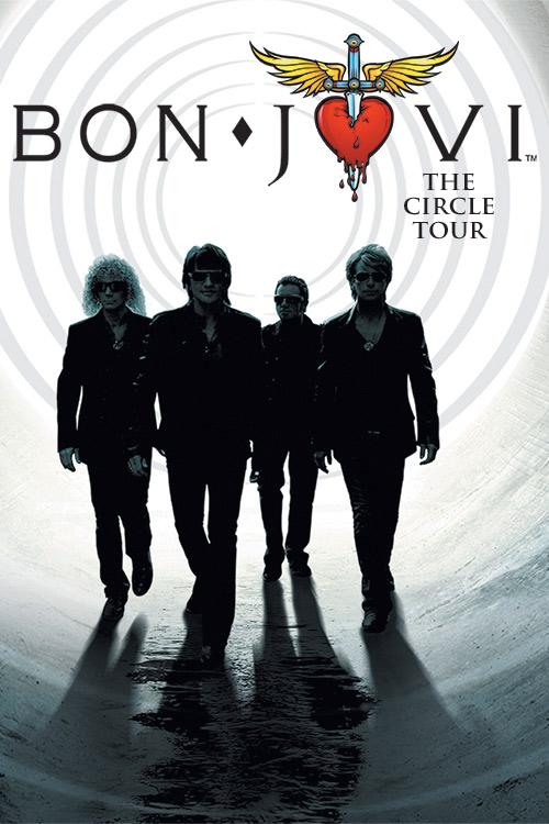 Bon Jovi: The Circle Tour. Постер с сайта kinopoisk.ru