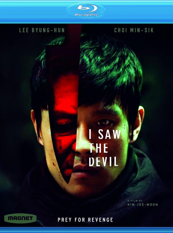 Я видел Дьявола. Постер с сайта kinopoisk.ru