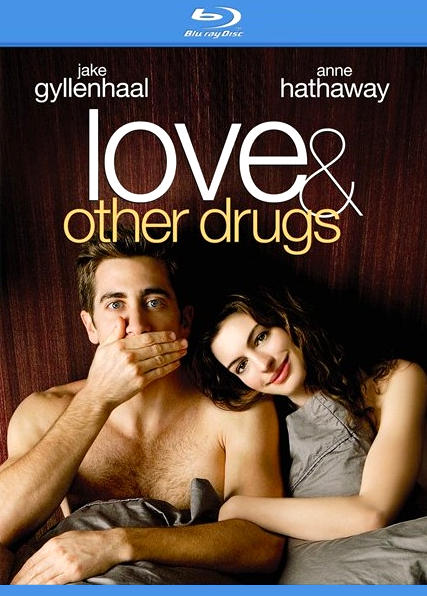 Любовь и другие лекарства. Постер с сайта kinopoisk.ru