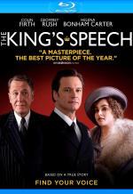 Король говорит!. Постер с сайта kinopoisk.ru