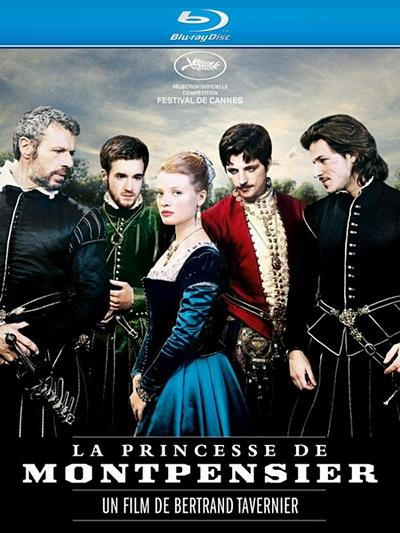 Принцесса де Монпансье. Постер с сайта kinopoisk.ru