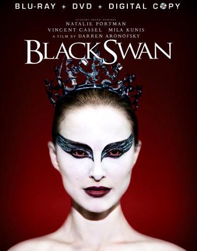Чёрный лебедь. Постер с сайта kinopoisk.ru