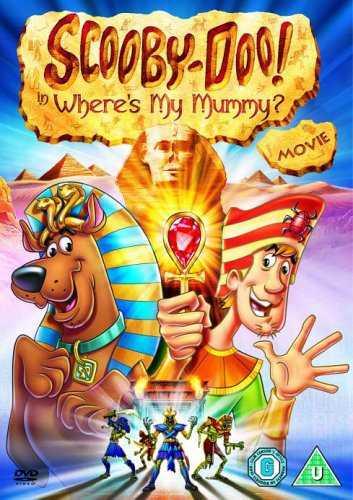 Скуби-Ду: Где моя мумия?. Обложка с сайта fastpic.ru
