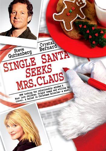 Одинокий Санта желает познакомиться с миссис Клаус. Обложка с сайта kinopoisk.ru