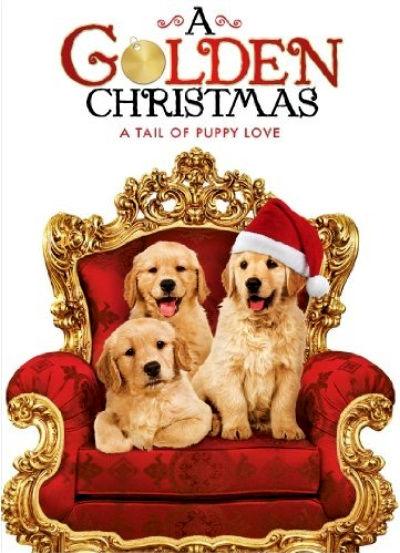 Золотое Рождество. Обложка с сайта imagepost.ru