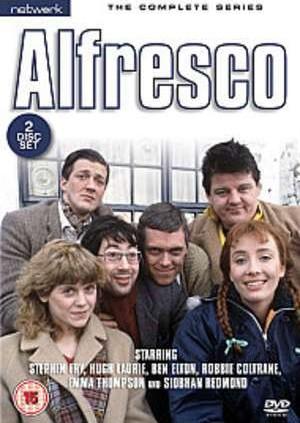 Альфреско. Обложка с сайта amazon.co.uk