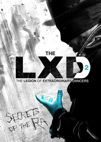 Легион экстраординарных танцоров. Постер с сайта kinopoisk.ru