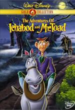 Приключения Икабода и мистера Тодда. Обложка с сайта amazon.com