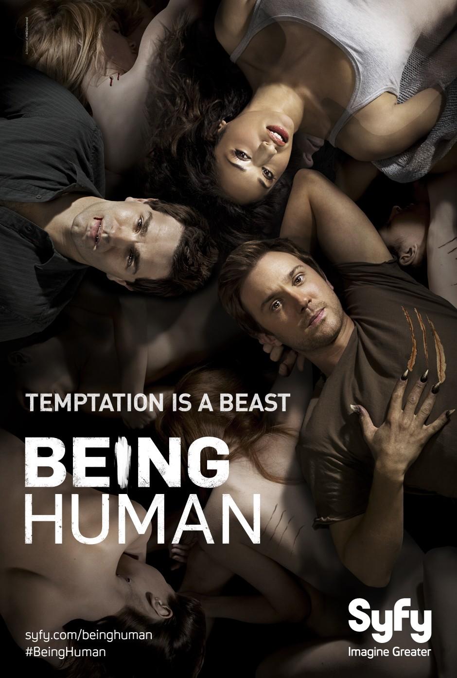Быть человеком. Постер с сайта kinopoisk.ru