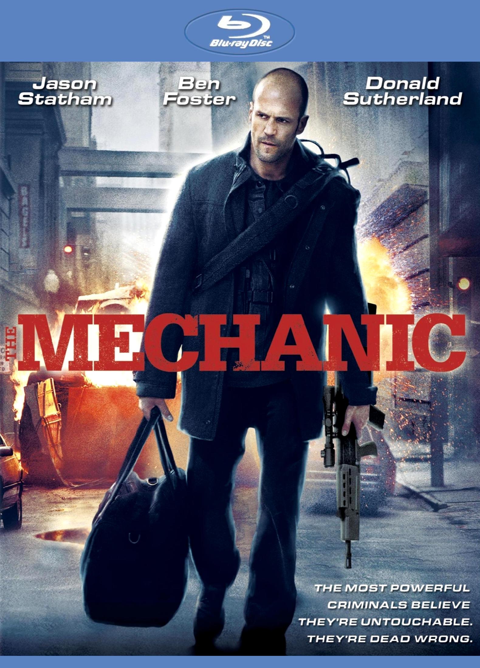 Механик. Постер с сайта kinopoisk.ru