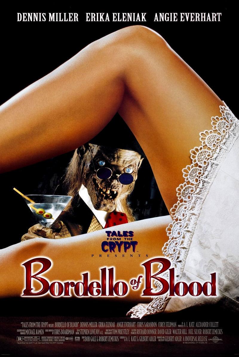 Байки из склепа: Кровавый бордель. Обложка с сайта kinopoisk.ru