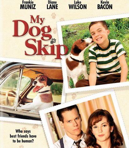 Мой пес Скип. Обложка с сайта imageshack.us