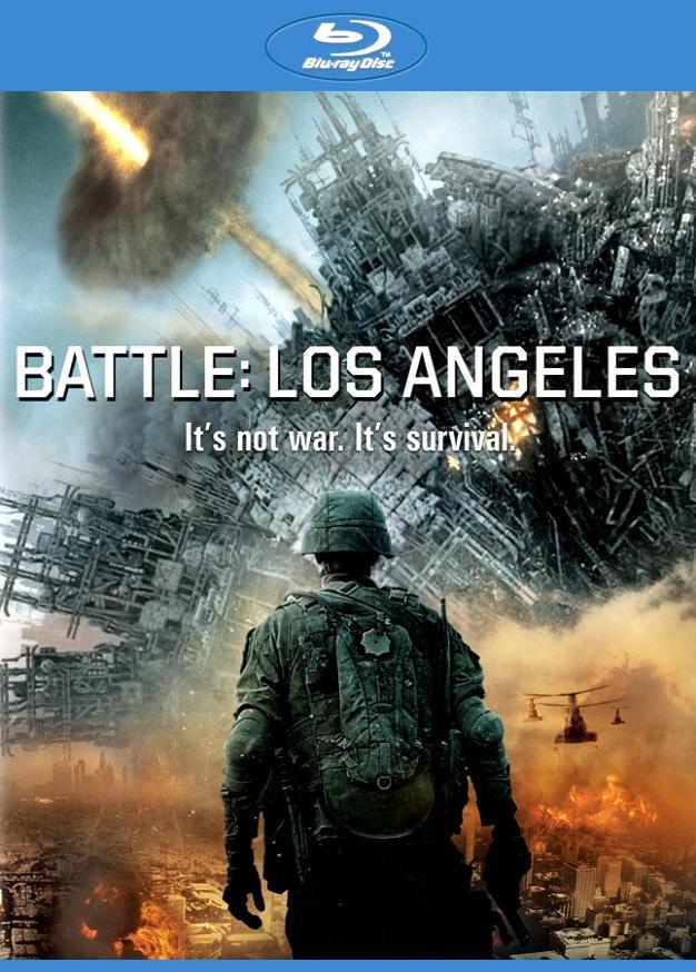 Инопланетное вторжение: Битва за Лос-Анджелес. Постер с сайта kinopoisk.ru