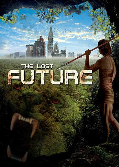 Потерянное будущее. Обложка с сайта bolero.ru
