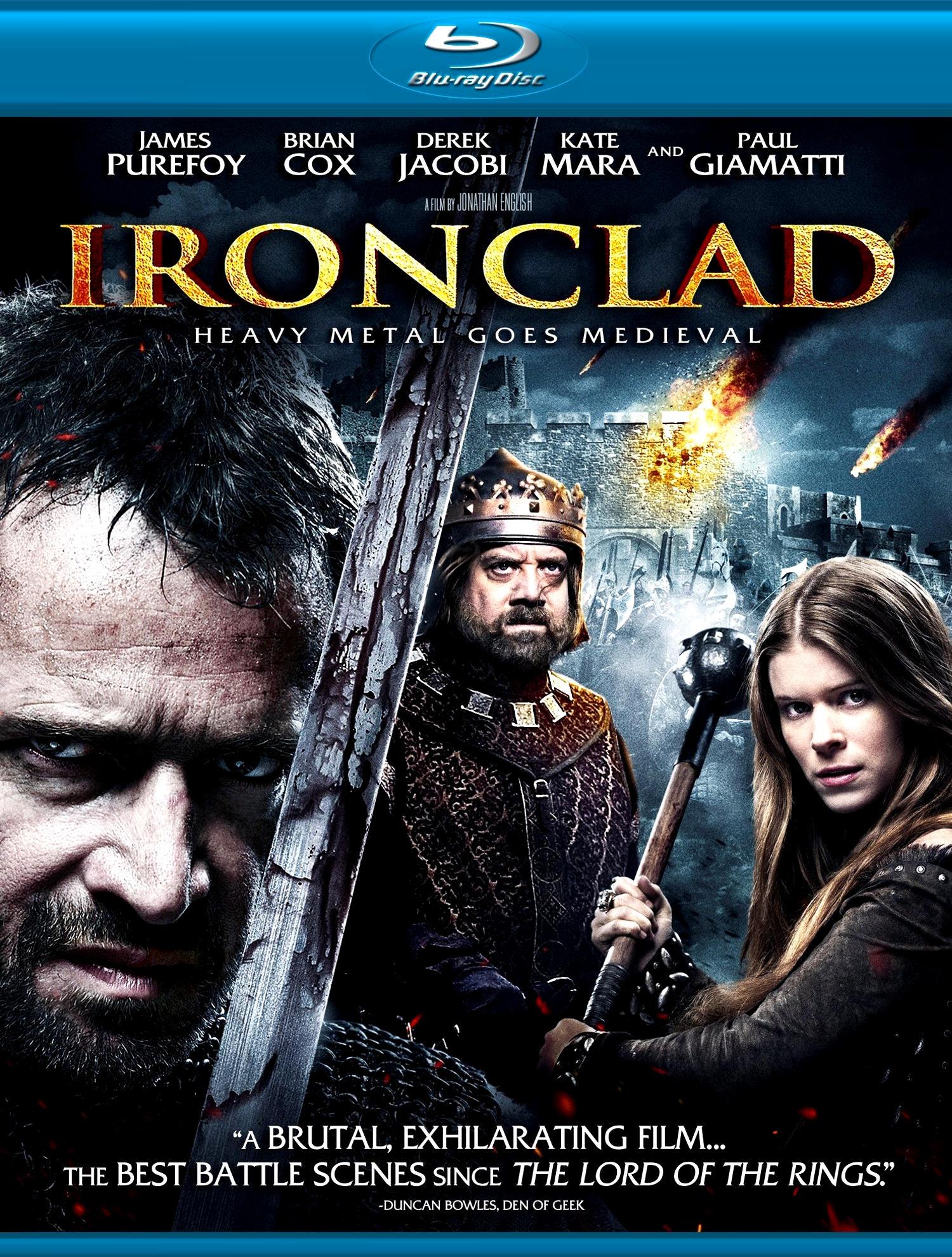 Железный рыцарь. Постер с сайта kinopoisk.ru