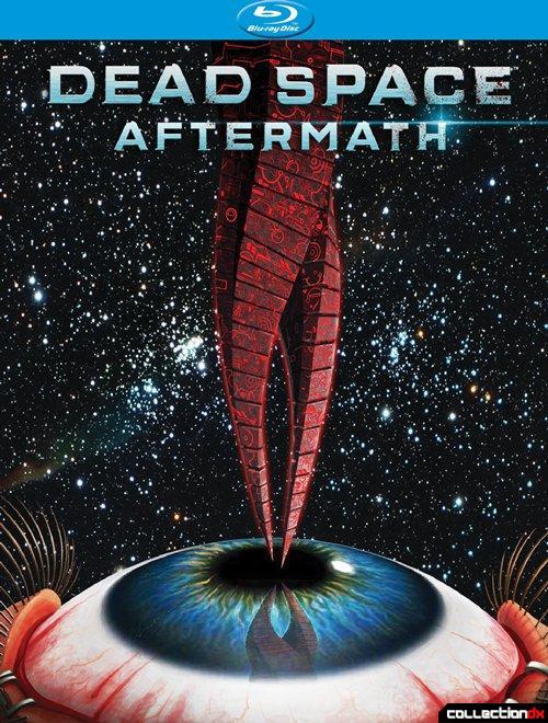 Мёртвый Космос: Последствия. Обложка с сайта blu-ray.com