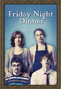 Обед в пятницу вечером. Постер с сайта radikal.ru