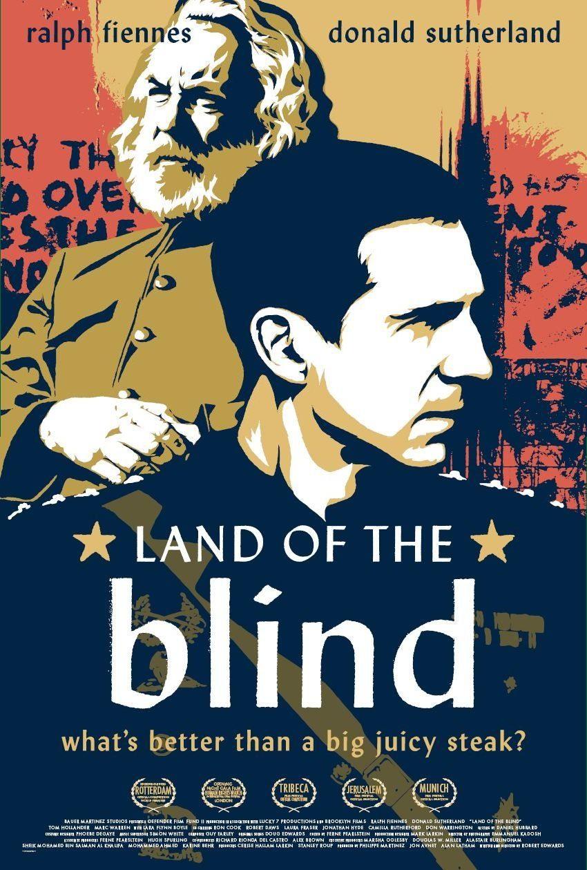 Страна слепых. Постер с сайта kinopoisk.ru