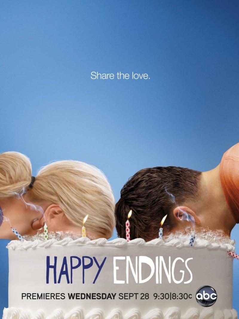 Счастливый конец. Постер с сайта kinopoisk.ru