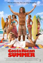 Лето в Коста-Рике. Постер с сайта kinopoisk.ru