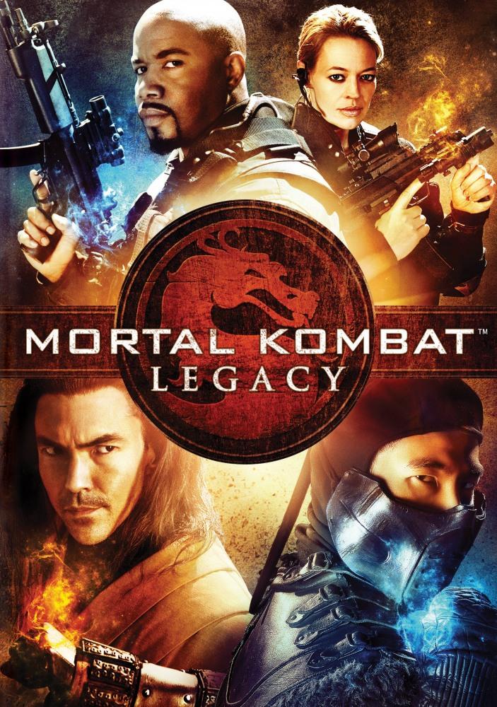 Смертельная битва: Наследие. Постер с сайта fastpic.ru
