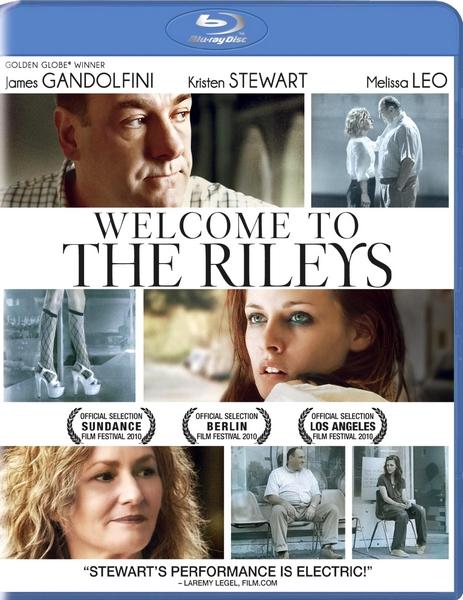 Добро пожаловать к Райли. Постер с сайта kinopoisk.ru
