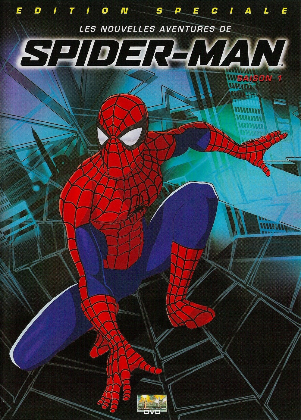 Новый Человек-паук. Постер с сайта kinopoisk.ru