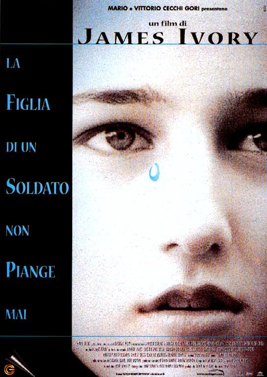 Дочь солдата никогда не плачет. Обложка с сайта kinopoisk.ru