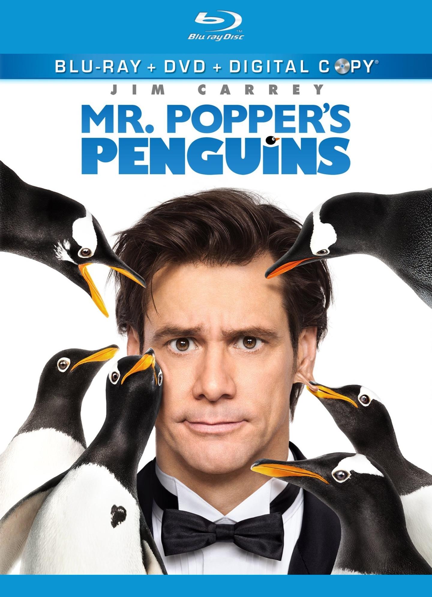 Пингвины мистера Поппера. Обложка с сайта keep4u.ru