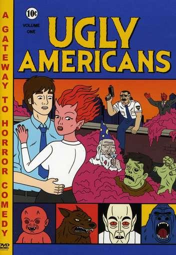 Гадкие американцы. Обложка с сайта radikal.ru