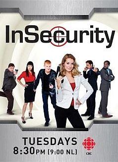 Агентство интеллигентной безопасности. Постер с сайта tv.com