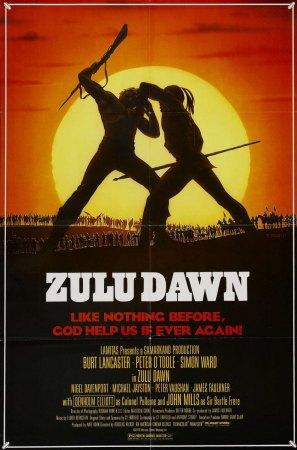 Рассвет зулусов. Постер с сайта fastpic.ru