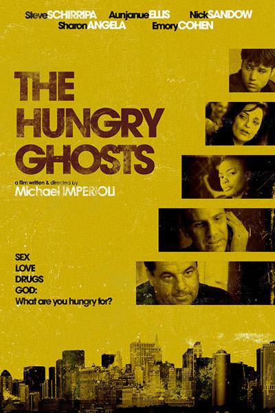Голодные привидения. Постер с сайта kinopoisk.ru