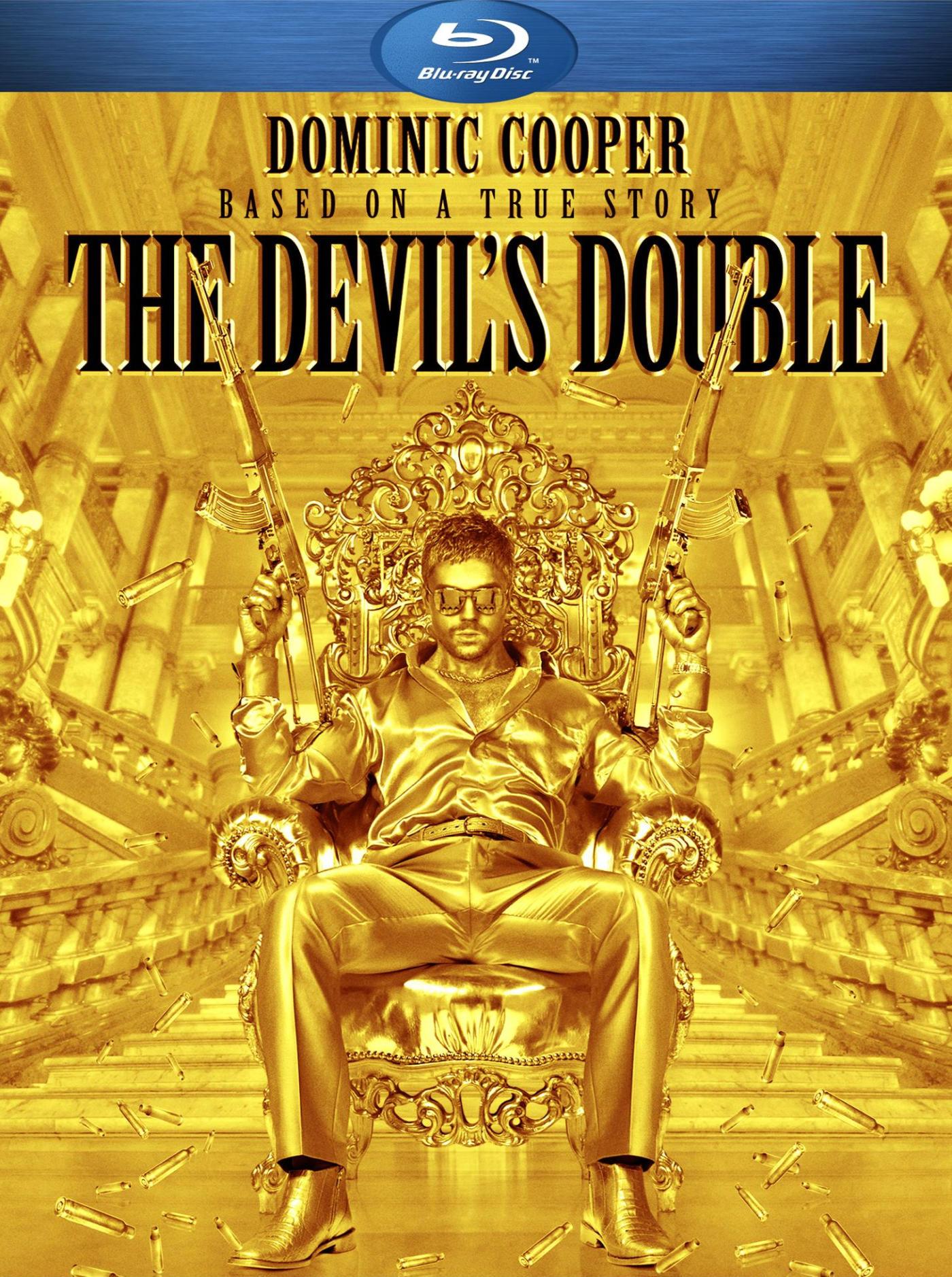 Двойник дьявола. Обложка с сайта bolero.ru