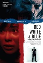 Красный Белый и Синий. Постер с сайта kinopoisk.ru