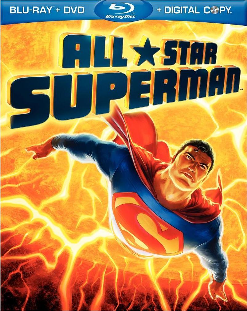 Сверхновый Супермен. Обложка с сайта blu-ray.com