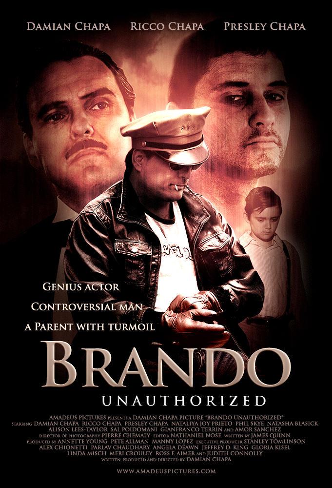 Брандо без купюр. Обложка с сайта kinopoisk.ru