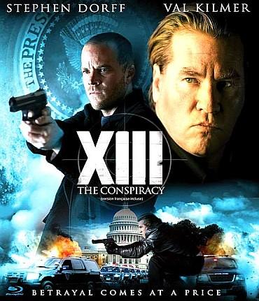 XIII: Заговор. Обложка с сайта kino-govno.com