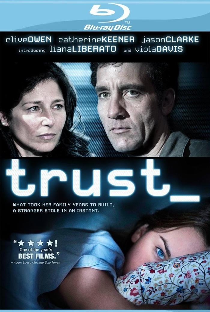 Доверие. Постер с сайта kinopoisk.ru
