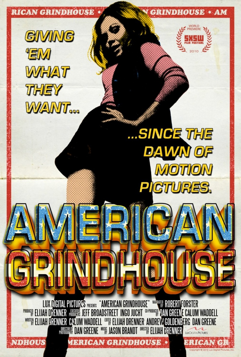 Американский грайндхаус. Постер с сайта kinopoisk.ru